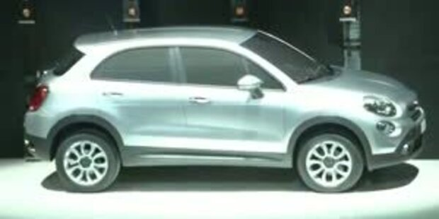 Fiat bringt einen SUV auf 500L-Basis