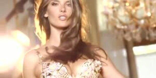 Alessandra Ambrosio trägt