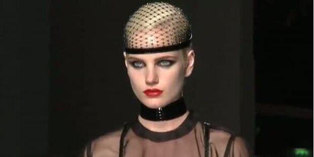 Das war die grandiose Gaultier Haute Couture Show