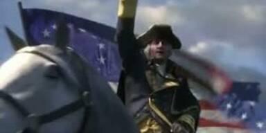 Assassin's Creed 3 erster Trailer