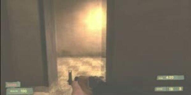 Osama als brutales Ego Shooter Spiel