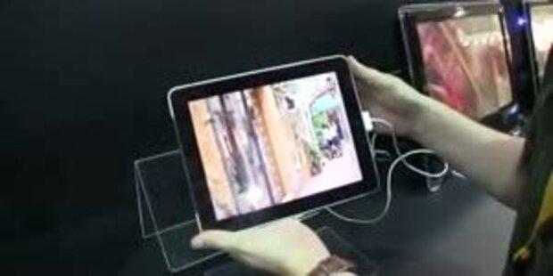 Erstes Video vom iPad 3 aufgetaucht
