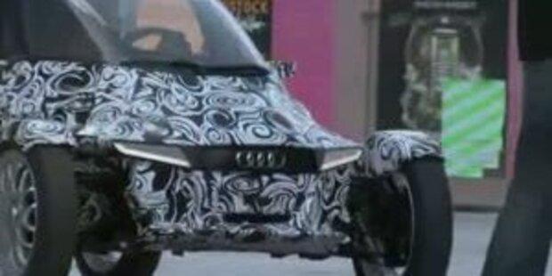 Audis neuer Elektro-Cityflitzer