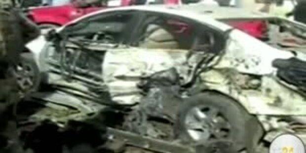 Irak: Blutige Anschläge fordern 74 Tote