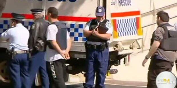Polizei überwältigt Geiselnehmer nach 12h