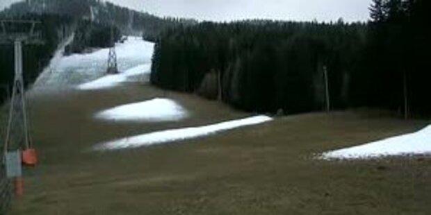 05.12.2011: Schladming Hochwurzen Talstation /1143m