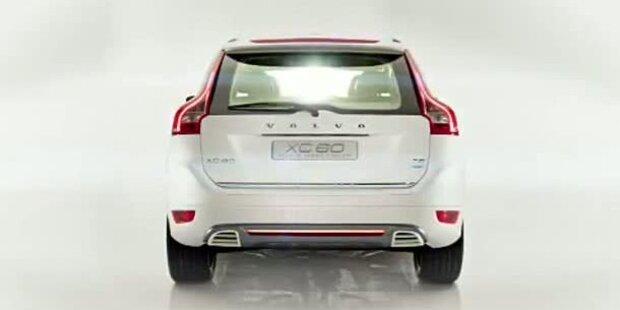 Volvo stellt XC60 mit Plug-in-Hybrid vor