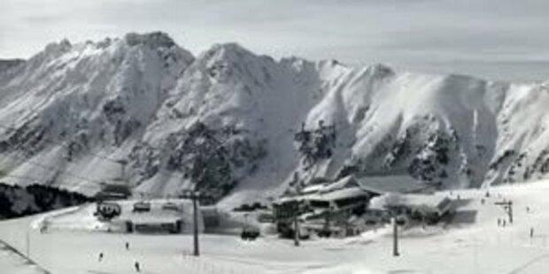 Traumhaftes Skiwetter in Ischgl, Tirol