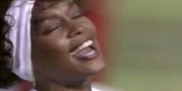 Whitney: Legendärer Auftritt beim Superbowl 1991