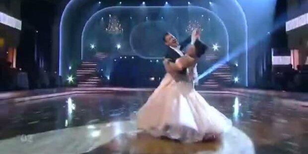 Sueli Menezes & Florian Gschaider tanzen Wiener Walzer
