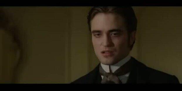 Pattinson in