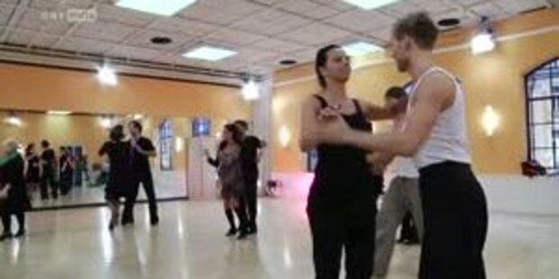 Die Dancing Stars vor der siebten Show