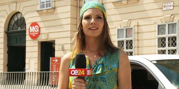 Tanzquartier Wien: Lucia Glass (D): Sensation
