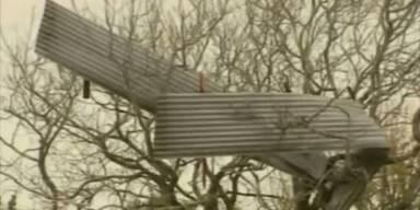 Gleich 2 Tornados verwüsten New Plymouth