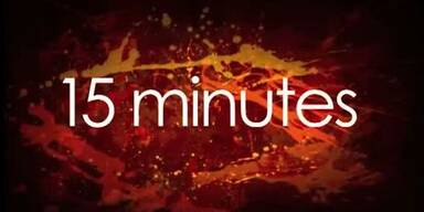 """Barry Manilow: """"15 Minutes"""""""