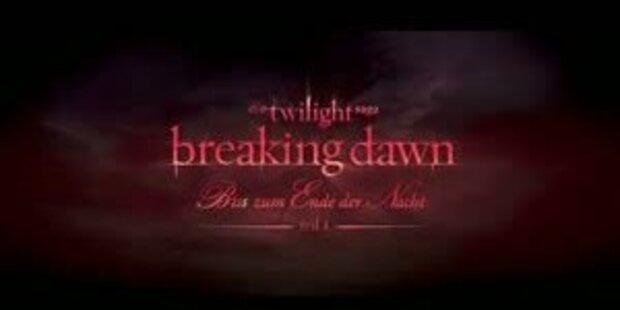 Twilight 4: Heute startet Vampir-Saga