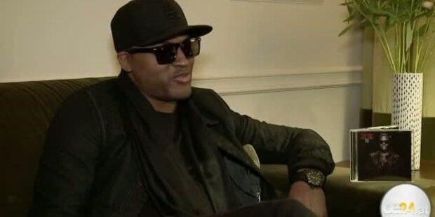 Superstar Taio Cruz im oe24-Interview