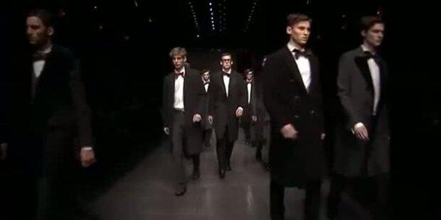 Dolce & Gabbana Men Collection 2012/13