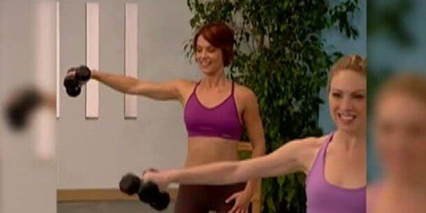 Sexy Oberkörper - Training...