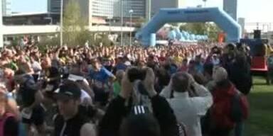 32.000 Läufer bei Vienna City Marathon