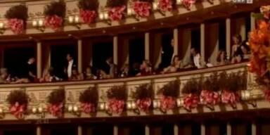 Opernball 2011 - Die Logen im Visier
