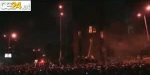 Ägypten: Kirchenbrand, Chaos und Anarchie