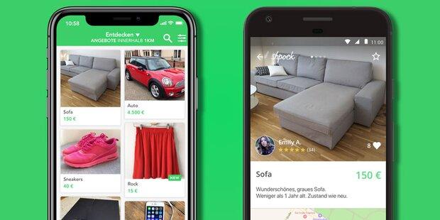 flohmarkt app shpock von google und apple ausgezeichnet. Black Bedroom Furniture Sets. Home Design Ideas
