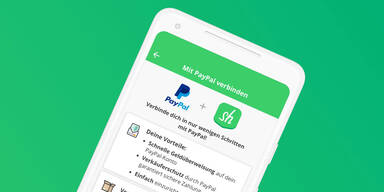 Shpock-App jetzt mit PayPal-Zahlung