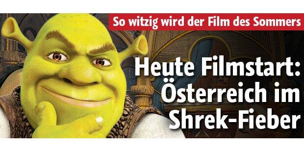 Dieser Sommer wird Shrek-lich!