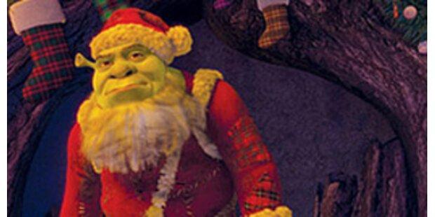 Bunte Weihnachten im Fernsehen