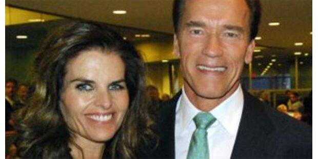 Schwarzeneggers Frau schwärmt für Barack Obama