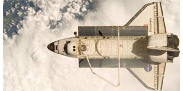 """US-Raumfähre """"Discovery"""" kehrt zur Erde zurück"""