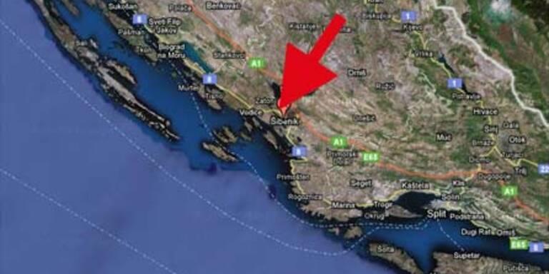 Bombe verletzt Österreicher in Kroatien