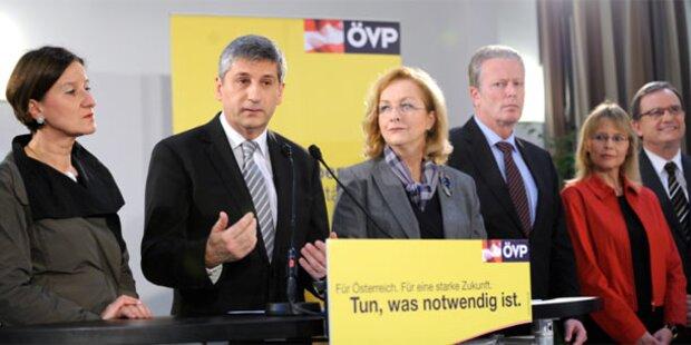 ÖVP schnürt Milliarden-Konjunkturpaket