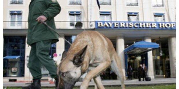 45. Sicherheitskonferenz in München eröffnet