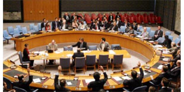 Keine neuen UN-Sanktionen gegen den Iran