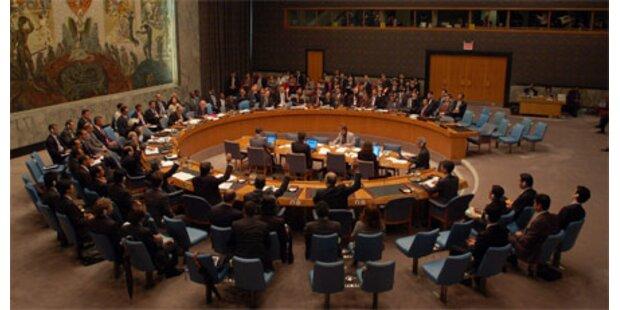 Sicherheitsrat verhandelt über Sanktionen
