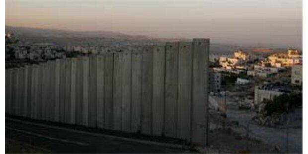 Israel baut weitere Wohnungen in Ost-Jerusalem