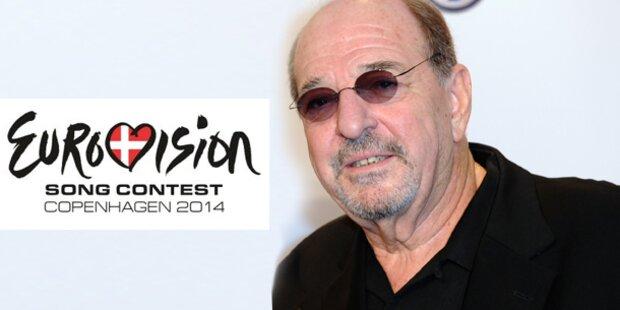 Ralph Siegel will wieder zum Song Contest