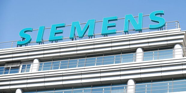 Siemens soll zwei Gaskraftwerke bauen