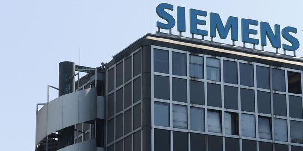 Siemens baut weitere 2.700 Stellen ab