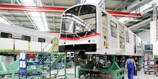 Großauftrag für Siemens Österreich