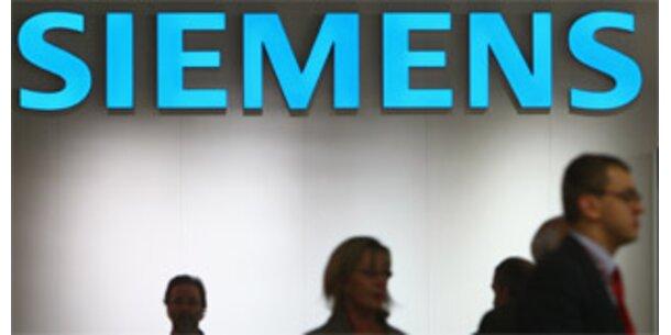 Siemens muss 1 Milliarde an US-Behörden zahlen