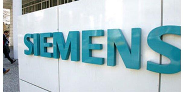 Siemens-Kurzarbeit auch in Österreich?
