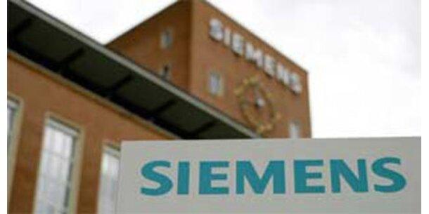 Siemens: Ausweitung der Kurzarbeit