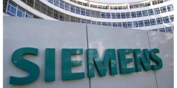 Siemens entgeht EU-Millionenstrafe