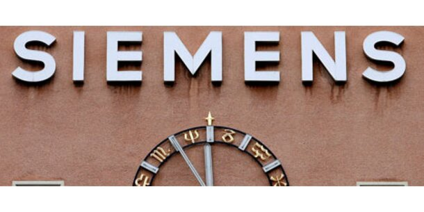 Siemens streicht weltweit 16.750 Stellen