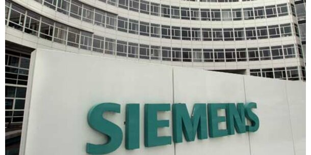 Siemens streicht 6.800 Stellen