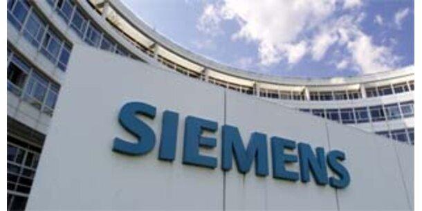 Siemens meldet massiven Gewinneinbruch