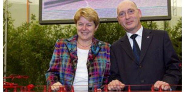 Siemens-Chefin Ederer wechselt nicht an ÖBB-Spitze